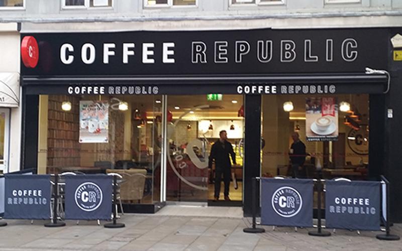 Coffee Republic Romford