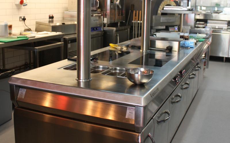 TRG development kitchen 1
