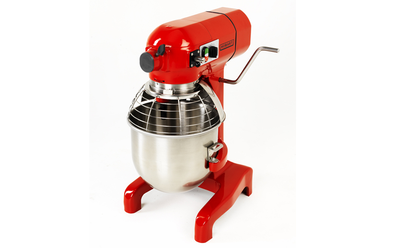 Hobart Chilli Red Mixer