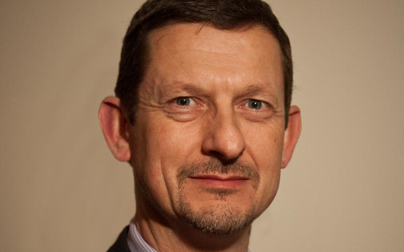 Jonathan Bartlett, account manager, Cuisinequip