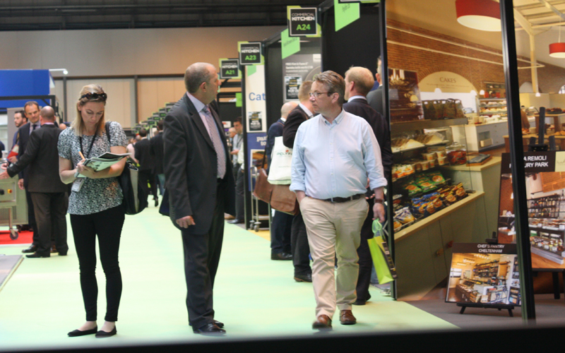 Commercial Kitchen Show 2016 Day One 09