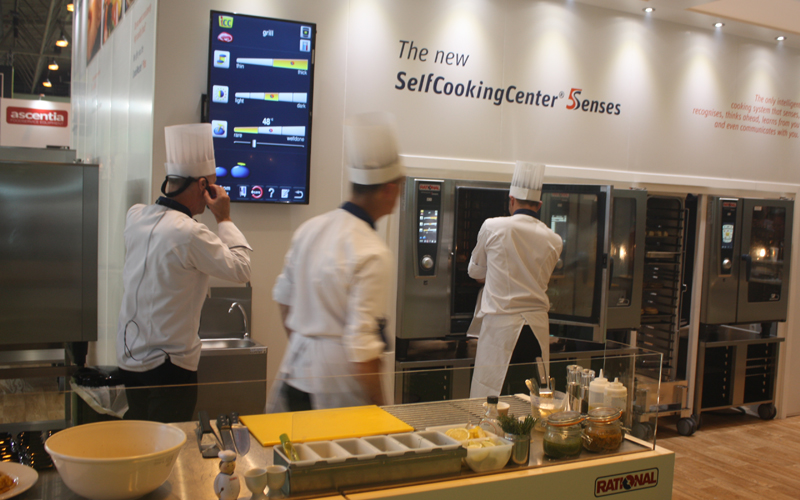 Commercial Kitchen Show 2016 Day One 16
