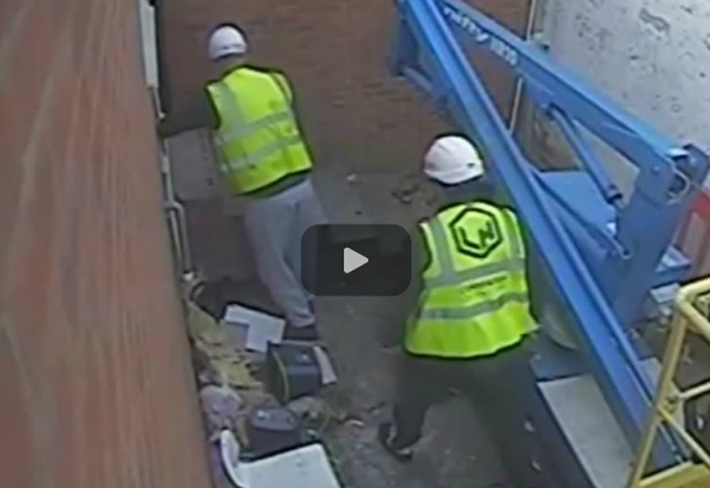Henny Penny fryer thieves