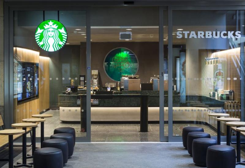 Starbucks Express 1