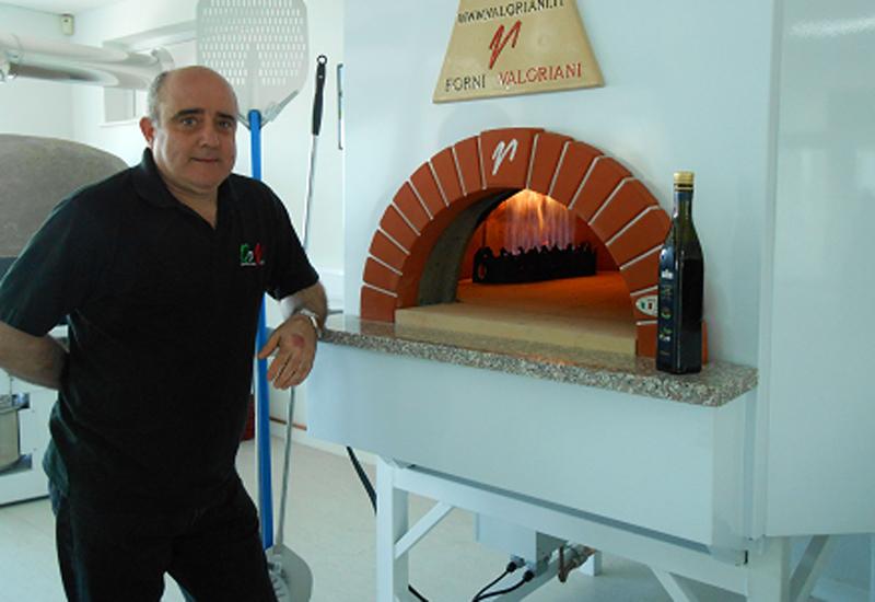 Andrew Manciocchi, Valoriani Ovens