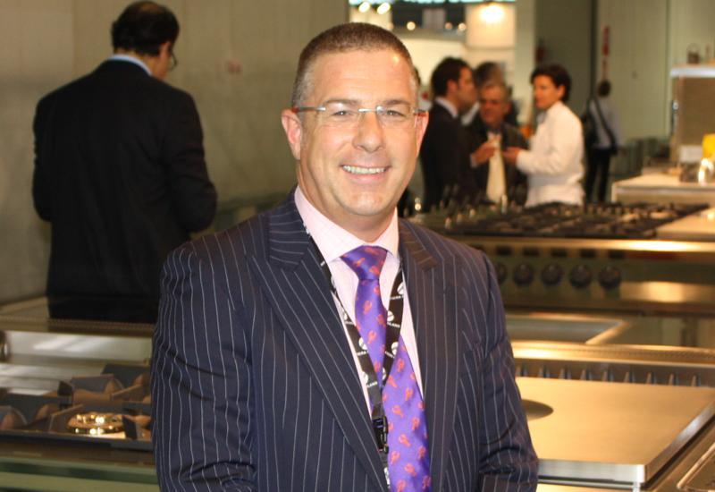 Richard Fordham, Cuisine-Europe