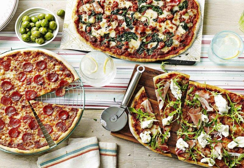 ASK Italian pizzas