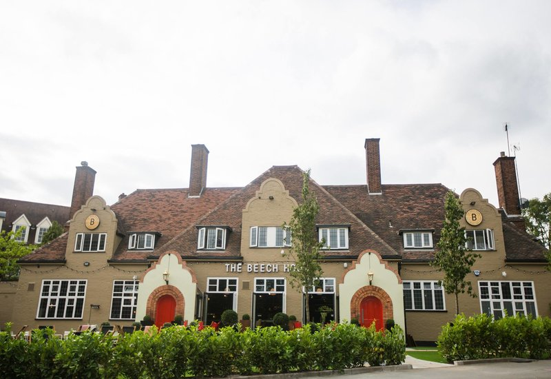 The Beech House, Solihull