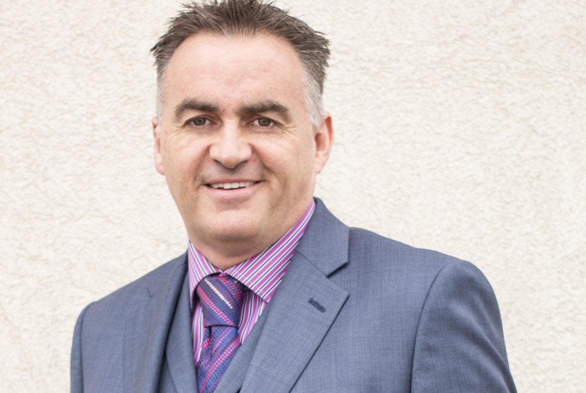 Danny Breithaupt, CEO