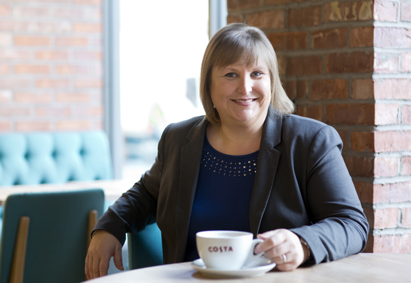 Alison Brittain, Chief Executive, Whitbread