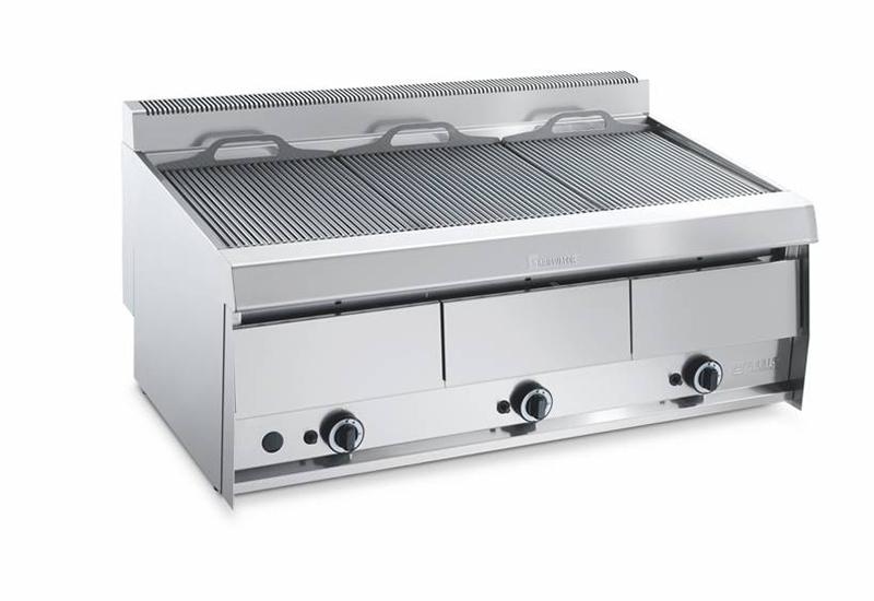 Arris vapour grill