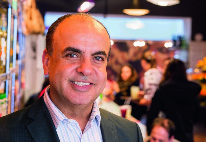Chaker Hanna, CEO, Comptoir Libanais
