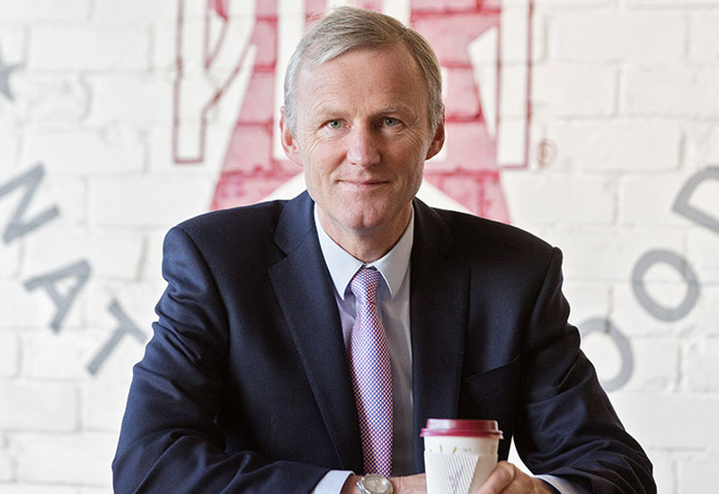 Clive Schlee, Chief Executive Officer, Pret A Manger