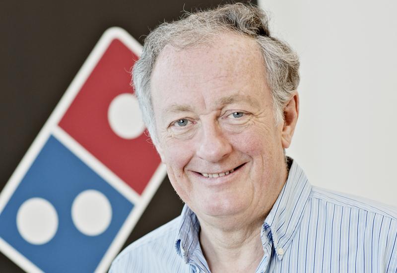 David Wild, CEO, Domino's Pizza