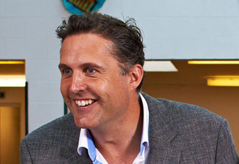 John Vincent, CEO, Leon