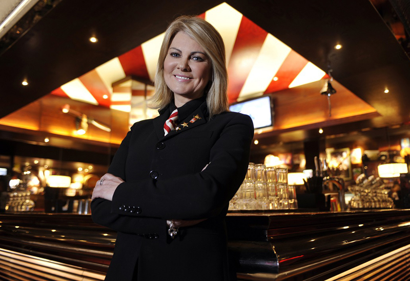 Karen Forrester, Chief Executive, TGI Fridays