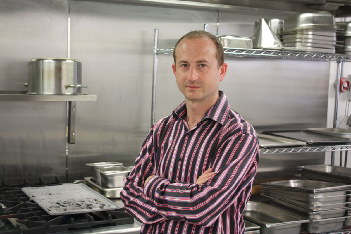 Sam Hurst, managing director