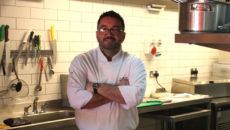 Simon Xavier, executive chef, leisure divison, The Restaurant Group (TRG)