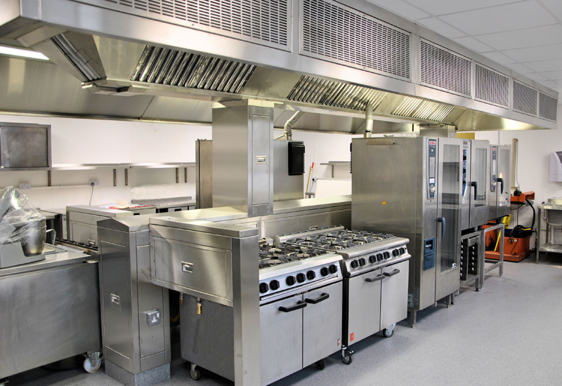 Wilcoxburchmore school kitchen