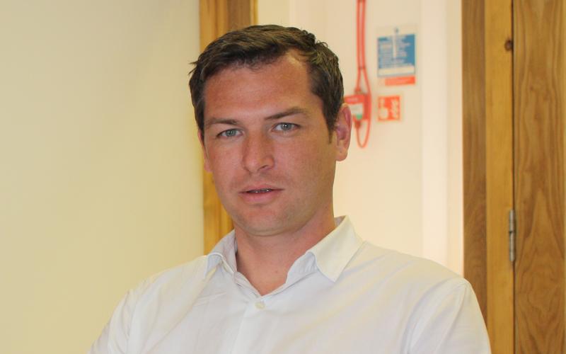 Guy Cooper, managing director