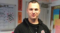 Rudolf Plazinski, European facilities specialist, Chipotle