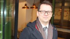 Sean Burlinson, director of food, Pod