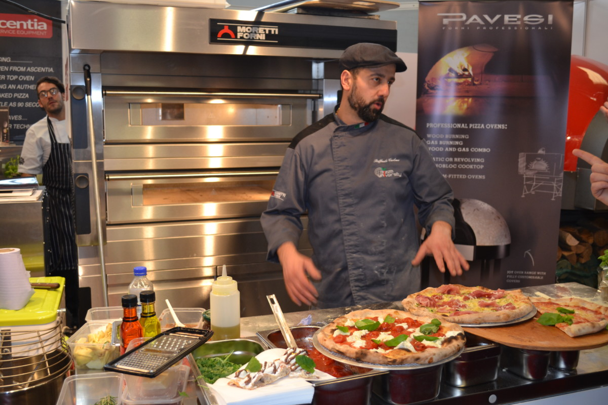 European Pizza and Pasta Show 2016 1