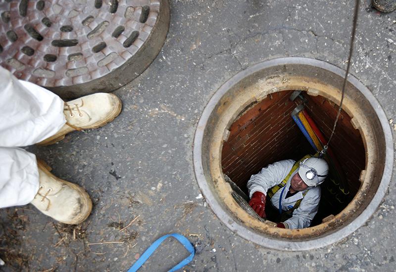 FOG sewer