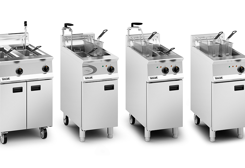 Opus 800 fryers