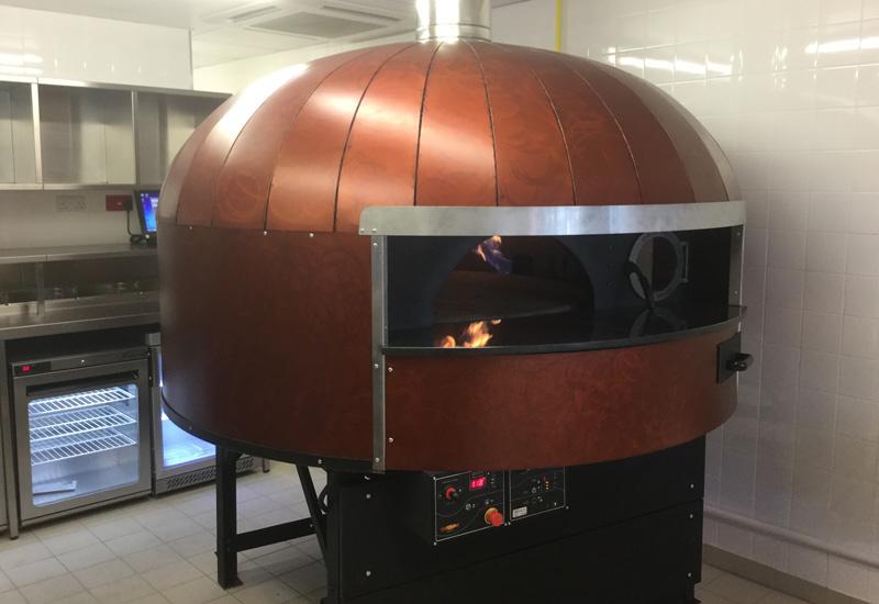 Marana Forni Genius oven