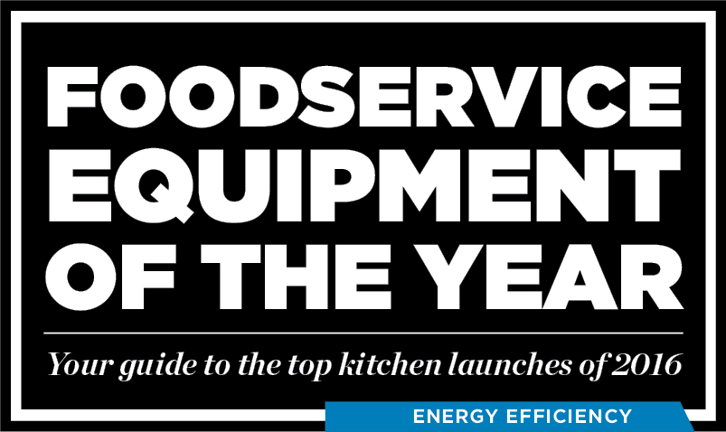 Foodservice Equipment of the Year, Energy efficiency