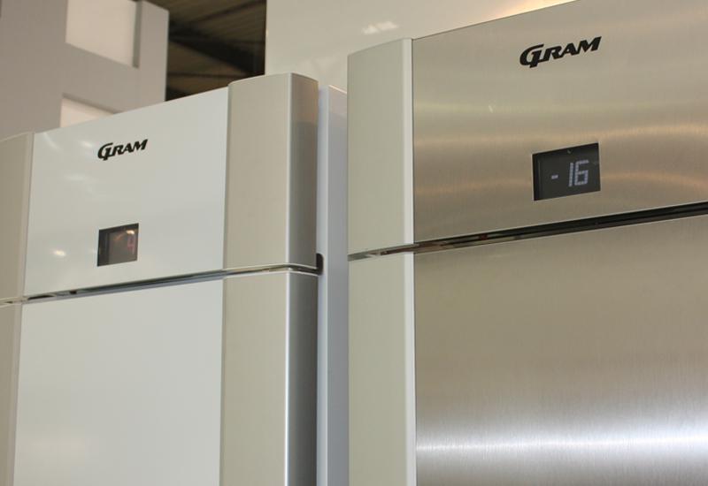 Gram refrigeration cabinets