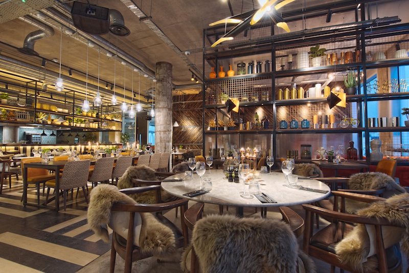 The Refinery, Spinningfields Manchester