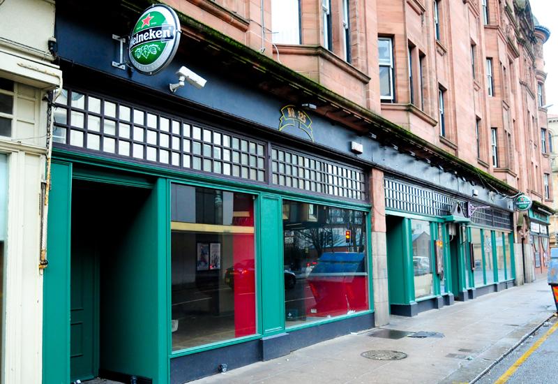 Former Trader Joes site, Glasgow