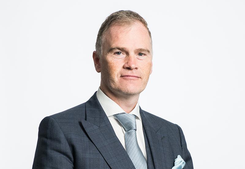 Myles Doran, commercial director