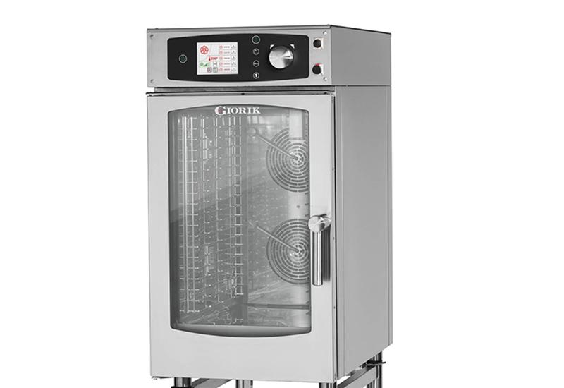 Giorik Kompatto KT101G-W combi oven