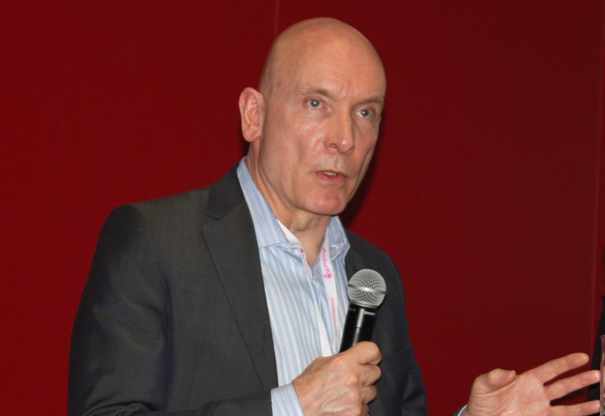 Steve Robinson, non-executive chairman, Casual Dining Group