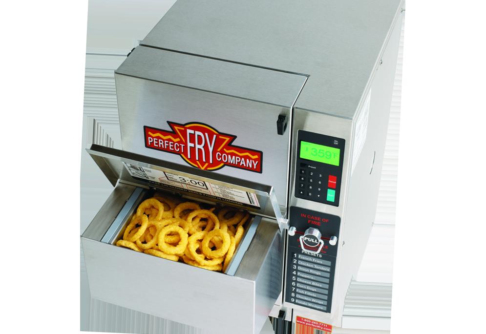 Perfect Fry ventless fryer