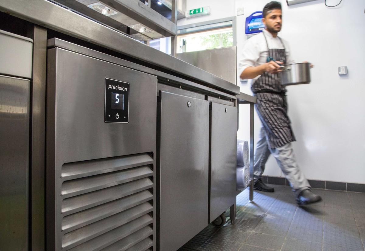 Precision Refrigeration at Festa sul Prato
