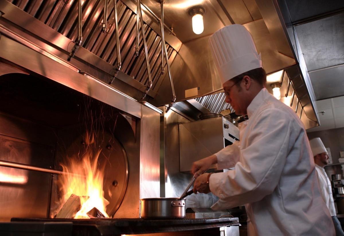 Ansul R-102 restaurant fire suppression