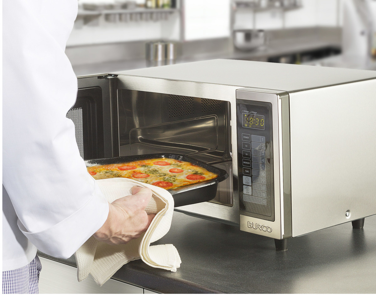 Burco Commercial - Microwave Lifestyle - Mid