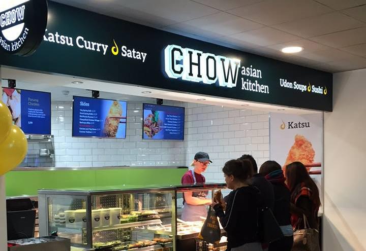 Chow Asian Kitchen, Moto