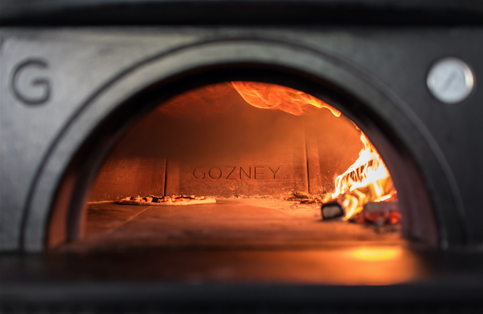Gozney commercial pizza oven