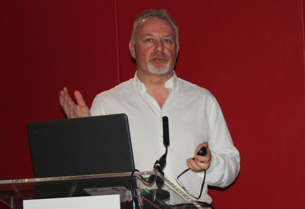 Mark Fox, CEO