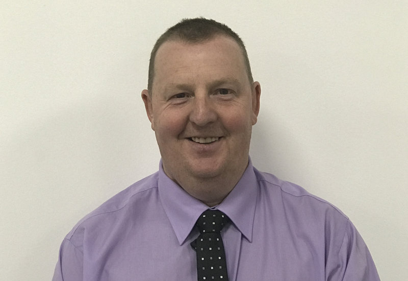 Rob Fairhurst, demonstration chef and national accounts manager