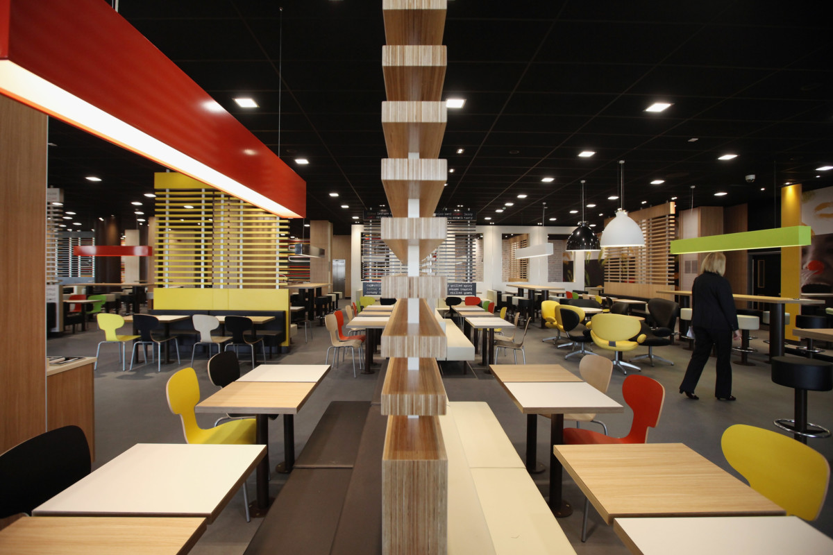 McDonald's Olympic Park