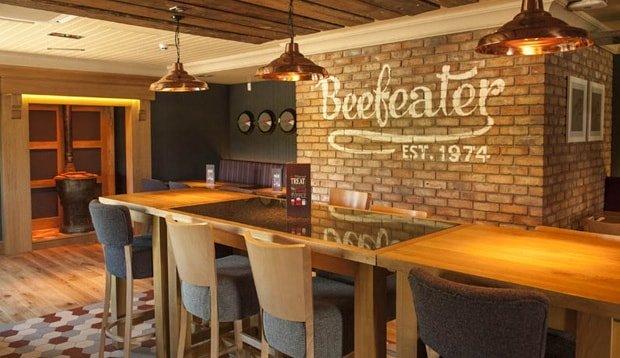 Premier Inn Beefeater
