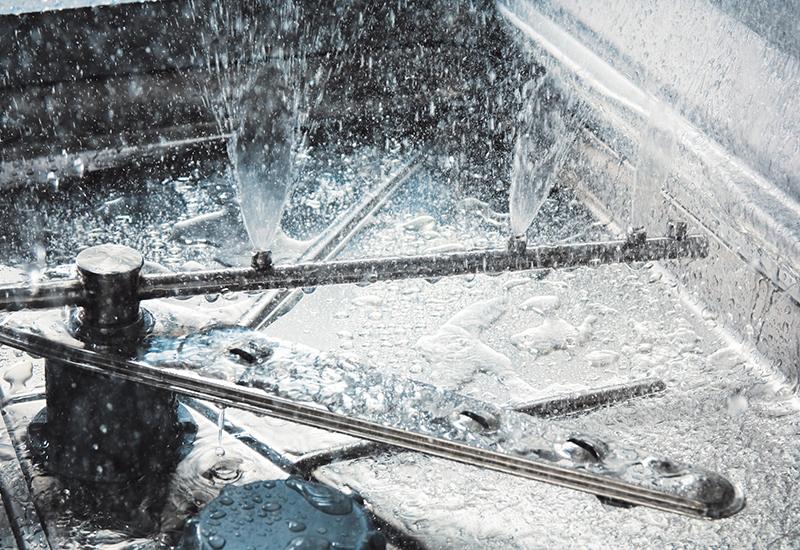 Smeg glasswasher
