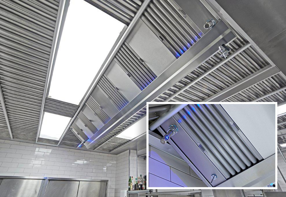 GIF ecoAzur ventilation system