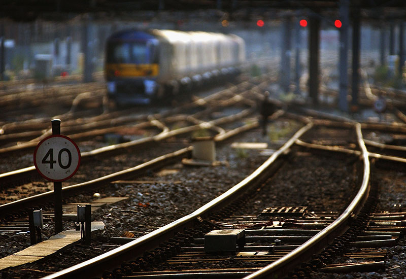 Speed Restrictions Imposed On National Rail Due To Hot Weather